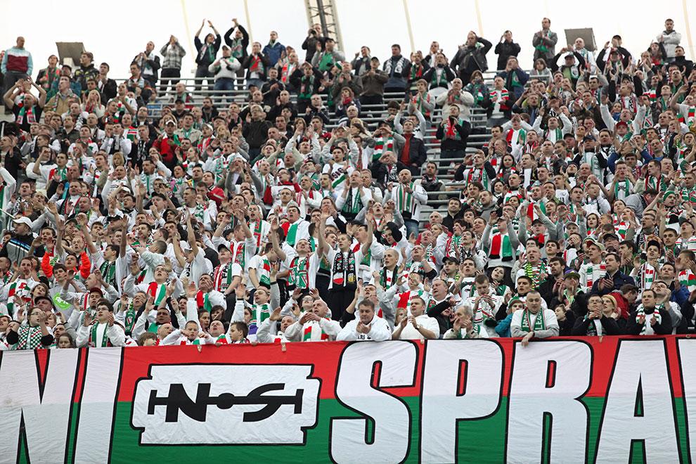 Sparing: Legia Warszawa 0-2 Sevilla FC - fot. Piotr Galas (zdjęcie 27 z 71)