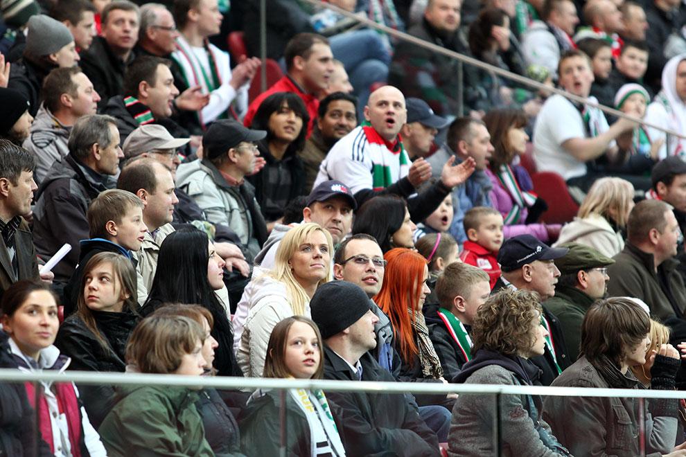 Sparing: Legia Warszawa 0-2 Sevilla FC - fot. Piotr Galas (zdjęcie 30 z 71)