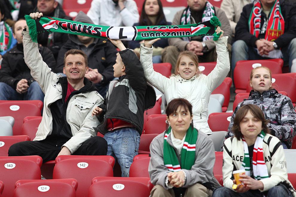 Sparing: Legia Warszawa 0-2 Sevilla FC - fot. Piotr Galas (zdjęcie 32 z 71)