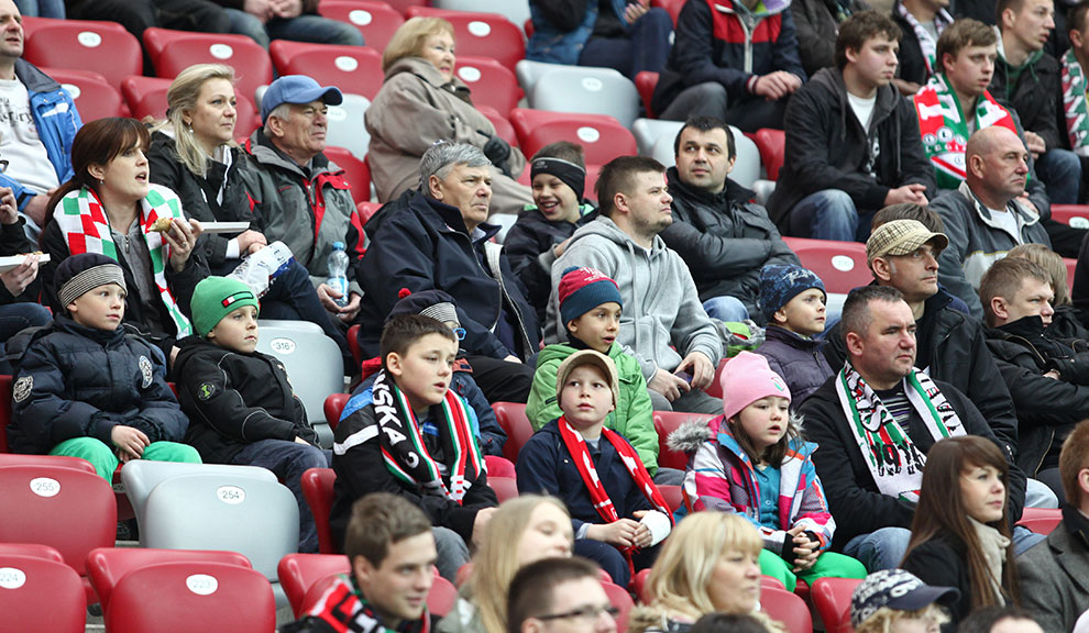Sparing: Legia Warszawa 0-2 Sevilla FC - fot. Piotr Galas (zdjęcie 33 z 71)
