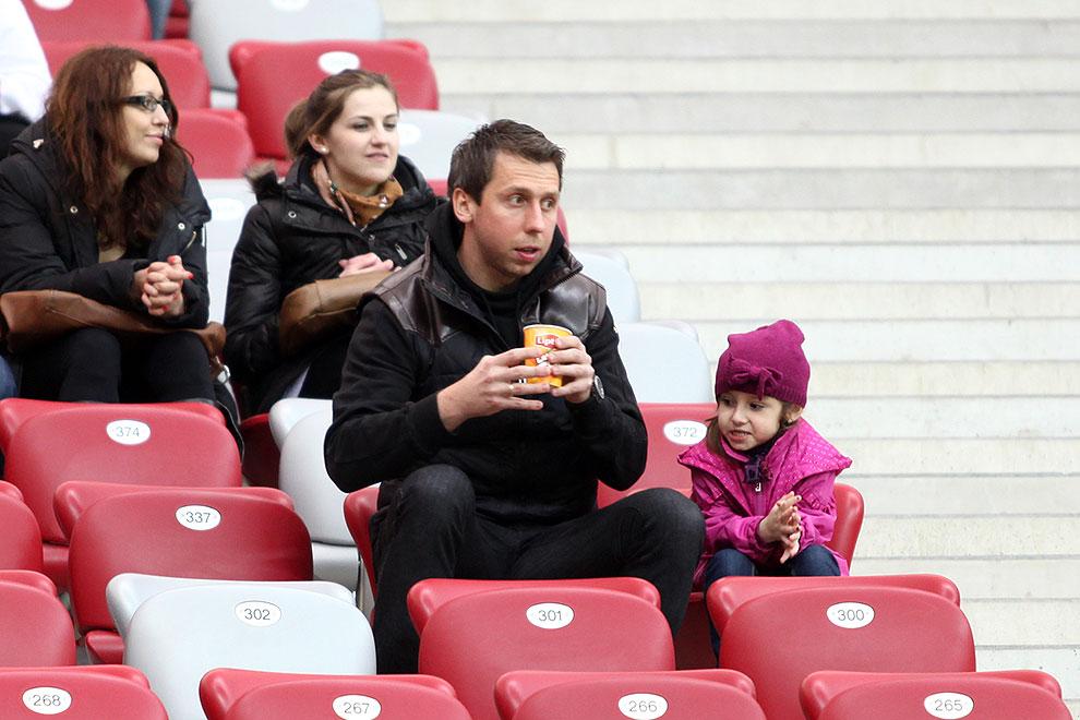 Sparing: Legia Warszawa 0-2 Sevilla FC - fot. Piotr Galas (zdjęcie 34 z 71)