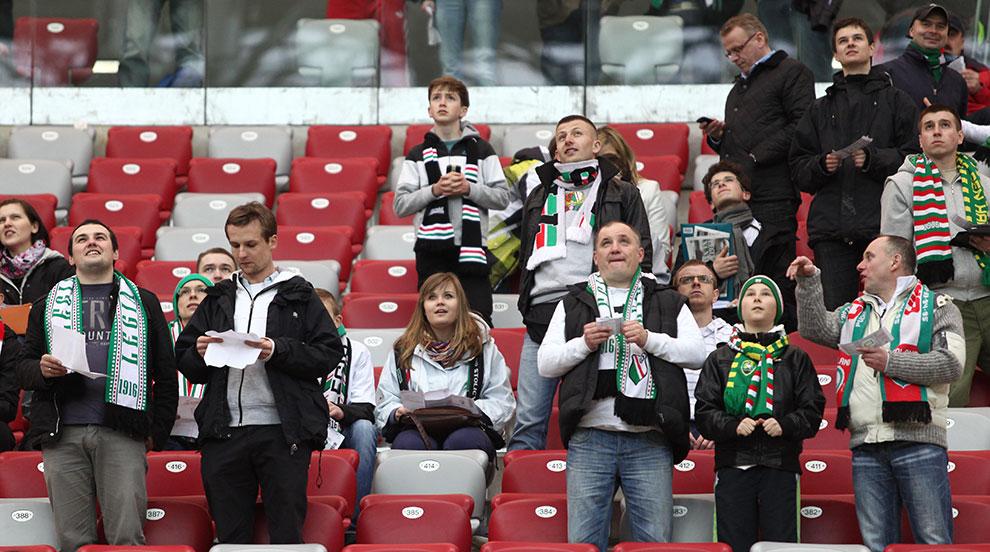 Sparing: Legia Warszawa 0-2 Sevilla FC - fot. Piotr Galas (zdjęcie 39 z 71)