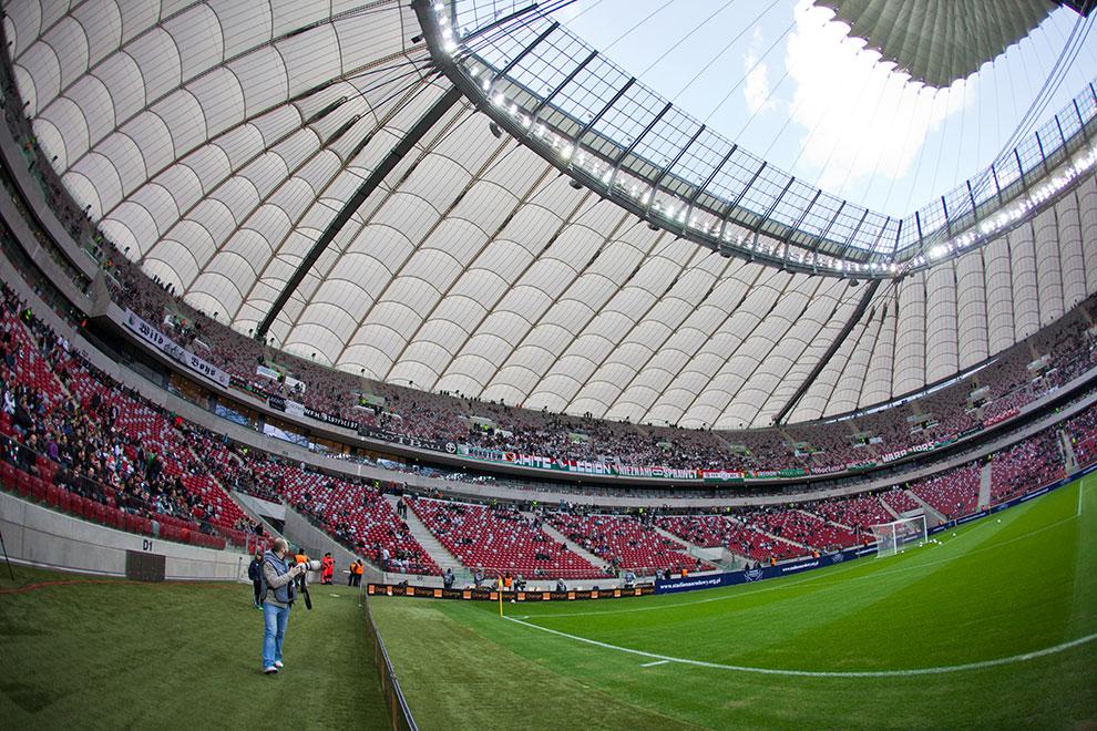 Sparing: Legia Warszawa 0-2 Sevilla FC - fot. Piotr Galas (zdjęcie 4 z 71)
