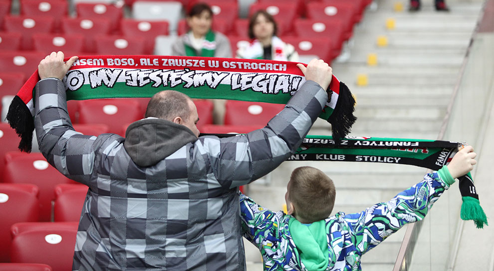 Sparing: Legia Warszawa 0-2 Sevilla FC - fot. Piotr Galas (zdjęcie 42 z 71)