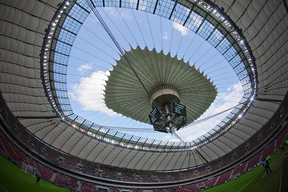 Sparing: Legia Warszawa 0-2 Sevilla FC - fot. Piotr Galas (zdjęcie 5 z 71)