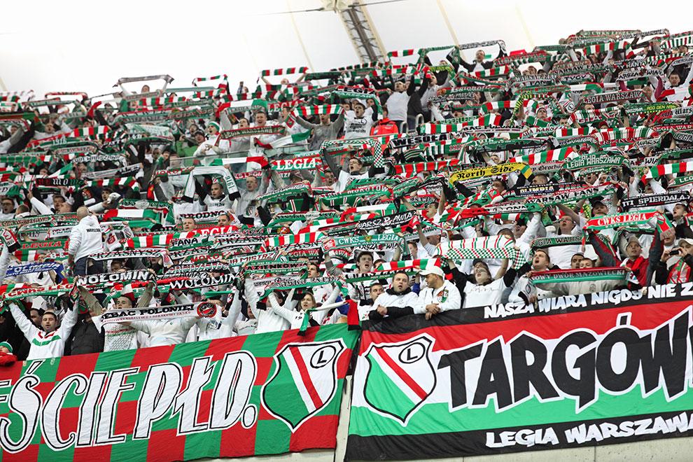 Sparing: Legia Warszawa 0-2 Sevilla FC - fot. Piotr Galas (zdjęcie 51 z 71)