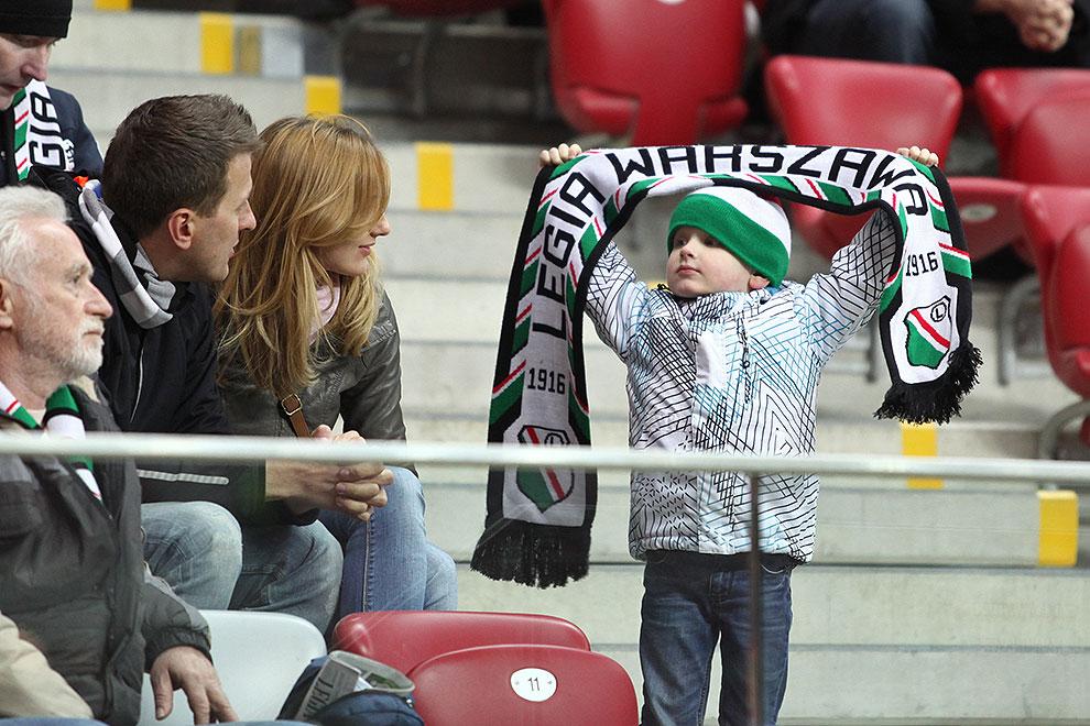 Sparing: Legia Warszawa 0-2 Sevilla FC - fot. Piotr Galas (zdjęcie 52 z 71)