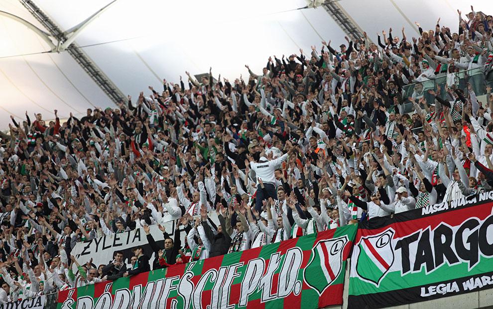 Sparing: Legia Warszawa 0-2 Sevilla FC - fot. Piotr Galas (zdjęcie 54 z 71)