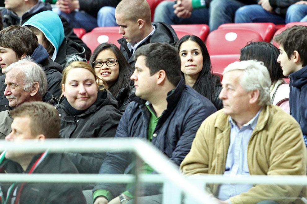 Sparing: Legia Warszawa 0-2 Sevilla FC - fot. Piotr Galas (zdjęcie 58 z 71)