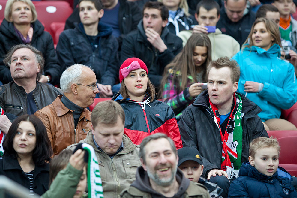 Sparing: Legia Warszawa 0-2 Sevilla FC - fot. Piotr Galas (zdjęcie 6 z 71)