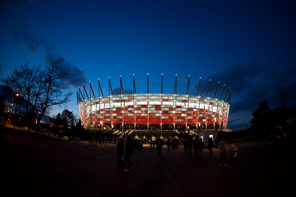 Sparing: Legia Warszawa 0-2 Sevilla FC - fot. Piotr Galas (zdjęcie 65 z 71)