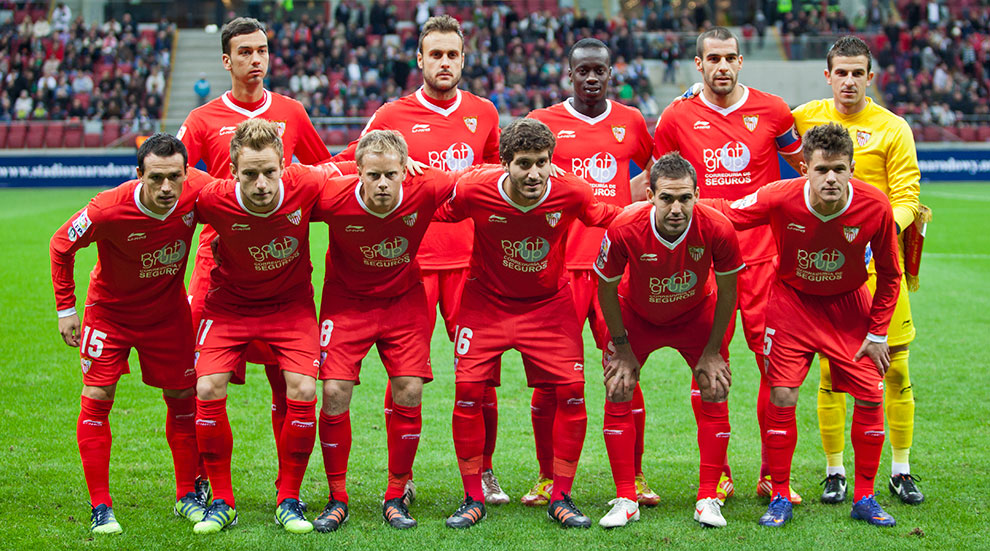 Sparing: Legia Warszawa 0-2 Sevilla FC - fot. Piotr Galas (zdjęcie 7 z 71)