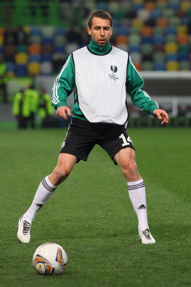 Sporting Lizbona 1-0 Legia Warszawa - fot. Piotr Galas (zdjęcie 12 z 64)