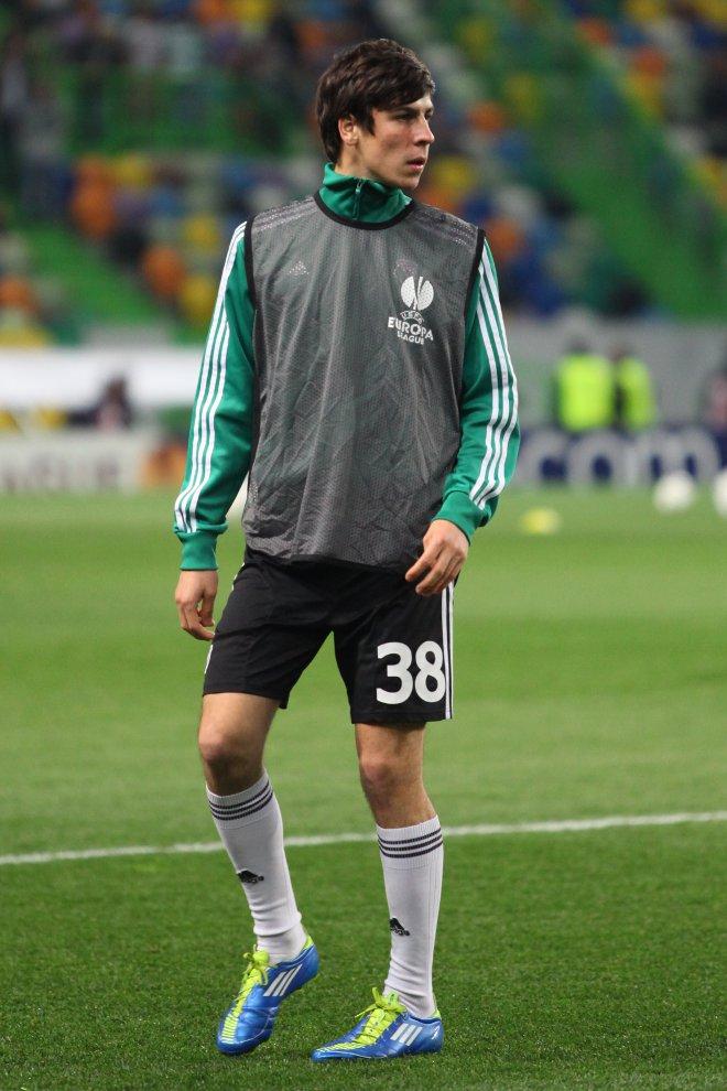 Sporting Lizbona 1-0 Legia Warszawa - fot. Piotr Galas (zdjęcie 13 z 64)