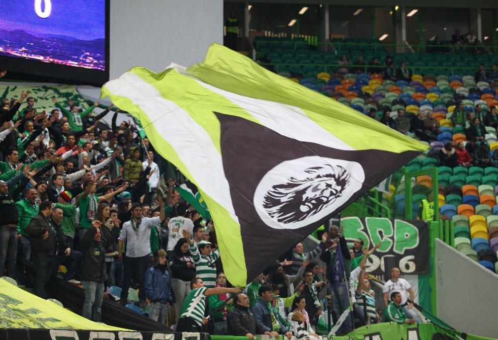 Sporting Lizbona 1-0 Legia Warszawa - fot. Piotr Galas (zdjęcie 15 z 64)