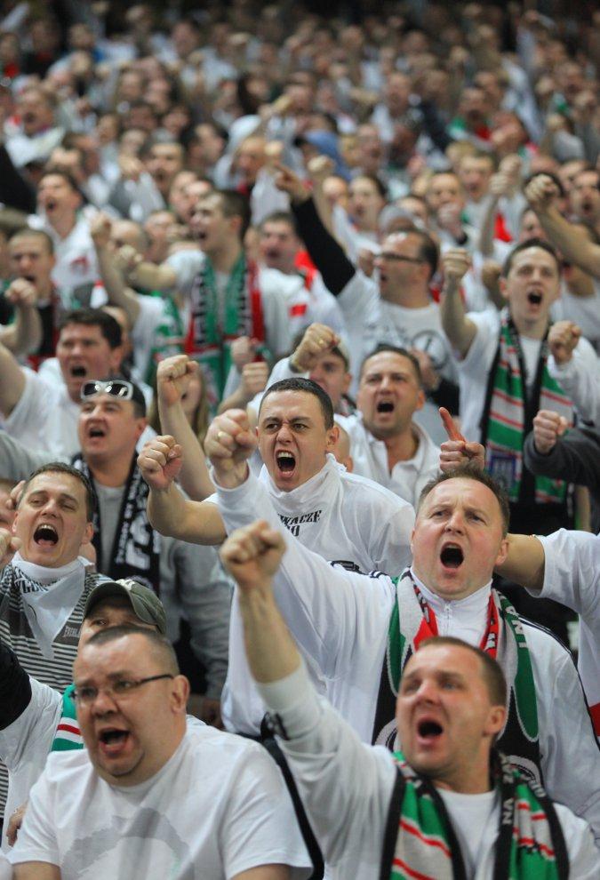 Sporting Lizbona 1-0 Legia Warszawa - fot. Piotr Galas (zdjęcie 17 z 64)