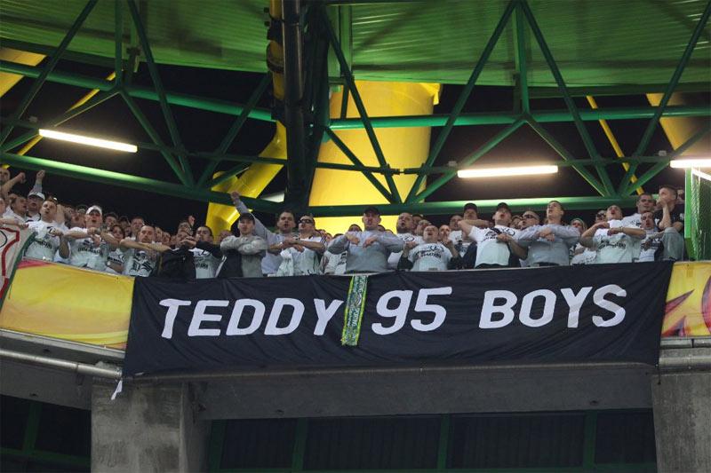 Sporting Lizbona 1-0 Legia Warszawa - fot. Piotr Galas (zdjęcie 23 z 64)