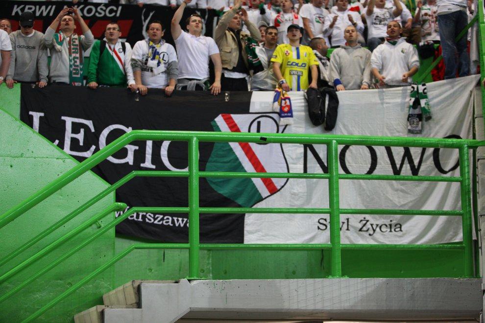Sporting Lizbona 1-0 Legia Warszawa - fot. Piotr Galas (zdjęcie 24 z 64)