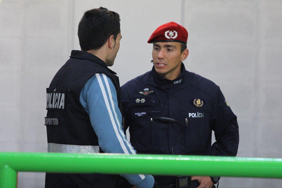 Sporting Lizbona 1-0 Legia Warszawa - fot. Piotr Galas (zdjęcie 26 z 64)