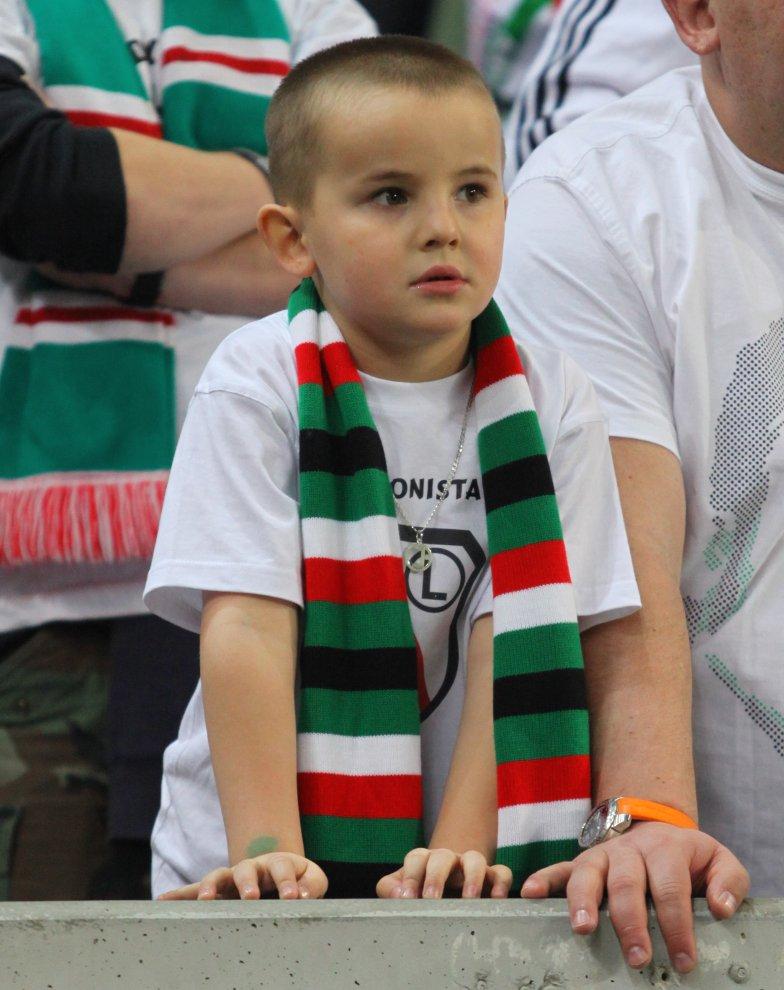 Sporting Lizbona 1-0 Legia Warszawa - fot. Piotr Galas (zdjęcie 27 z 64)