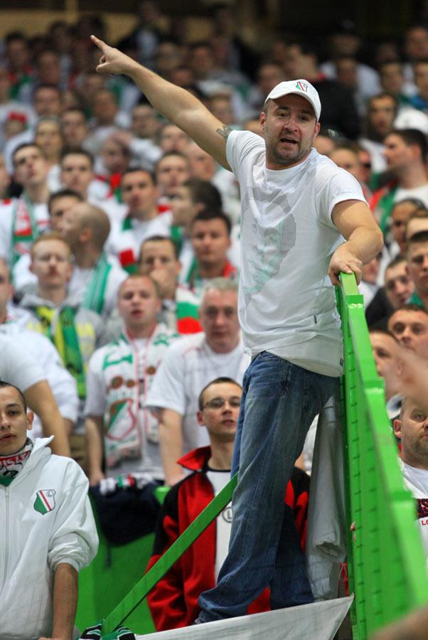 Sporting Lizbona 1-0 Legia Warszawa - fot. Piotr Galas (zdjęcie 28 z 64)