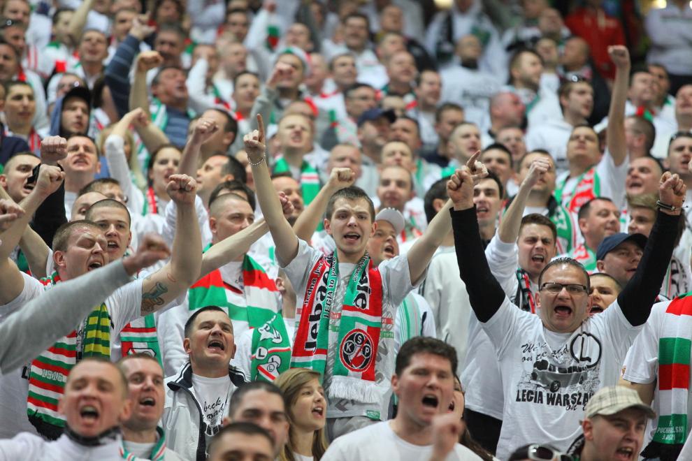 Sporting Lizbona 1-0 Legia Warszawa - fot. Piotr Galas (zdjęcie 29 z 64)