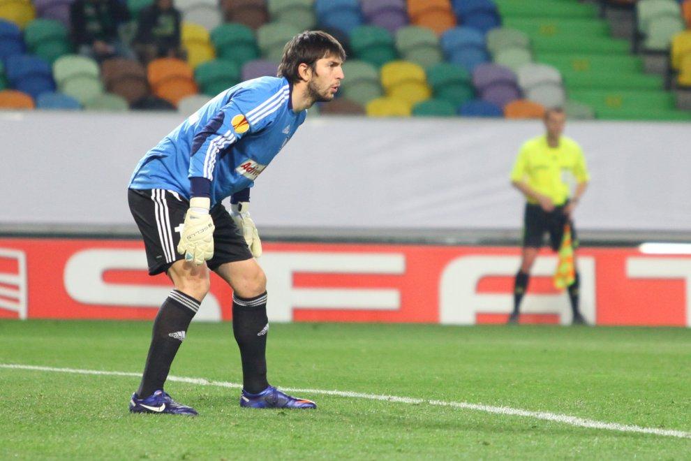 Sporting Lizbona 1-0 Legia Warszawa - fot. Piotr Galas (zdjęcie 30 z 64)