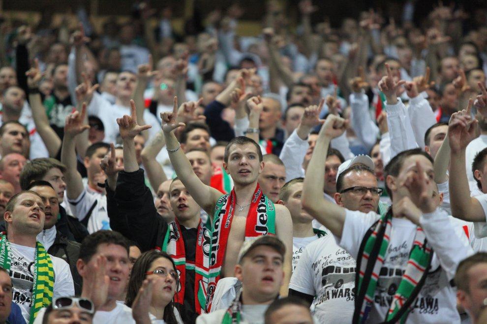 Sporting Lizbona 1-0 Legia Warszawa - fot. Piotr Galas (zdjęcie 49 z 64)