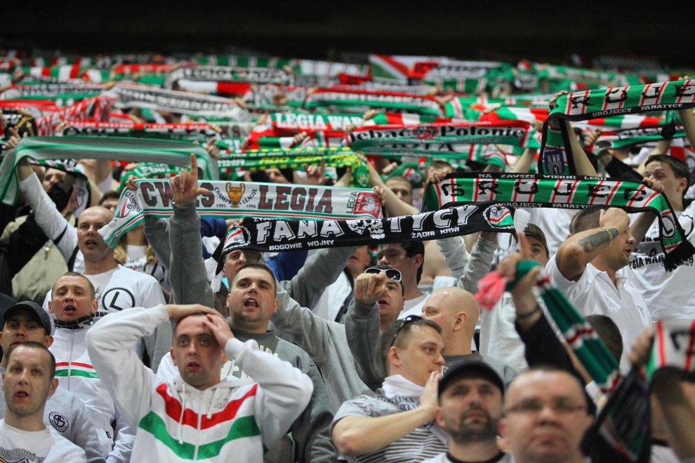 Sporting Lizbona 1-0 Legia Warszawa - fot. Piotr Galas (zdjęcie 50 z 64)