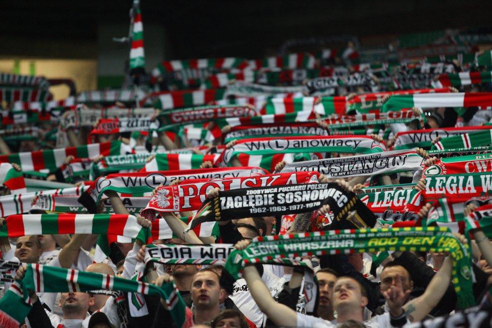 Sporting Lizbona 1-0 Legia Warszawa - fot. Piotr Galas (zdjęcie 52 z 64)