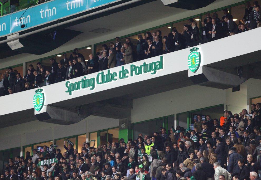Sporting Lizbona 1-0 Legia Warszawa - fot. Piotr Galas (zdjęcie 53 z 64)