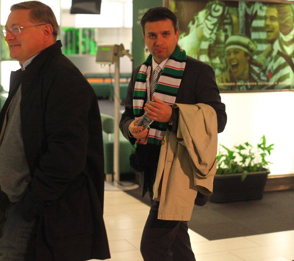 Sporting Lizbona 1-0 Legia Warszawa - fot. Piotr Galas (zdjęcie 56 z 64)