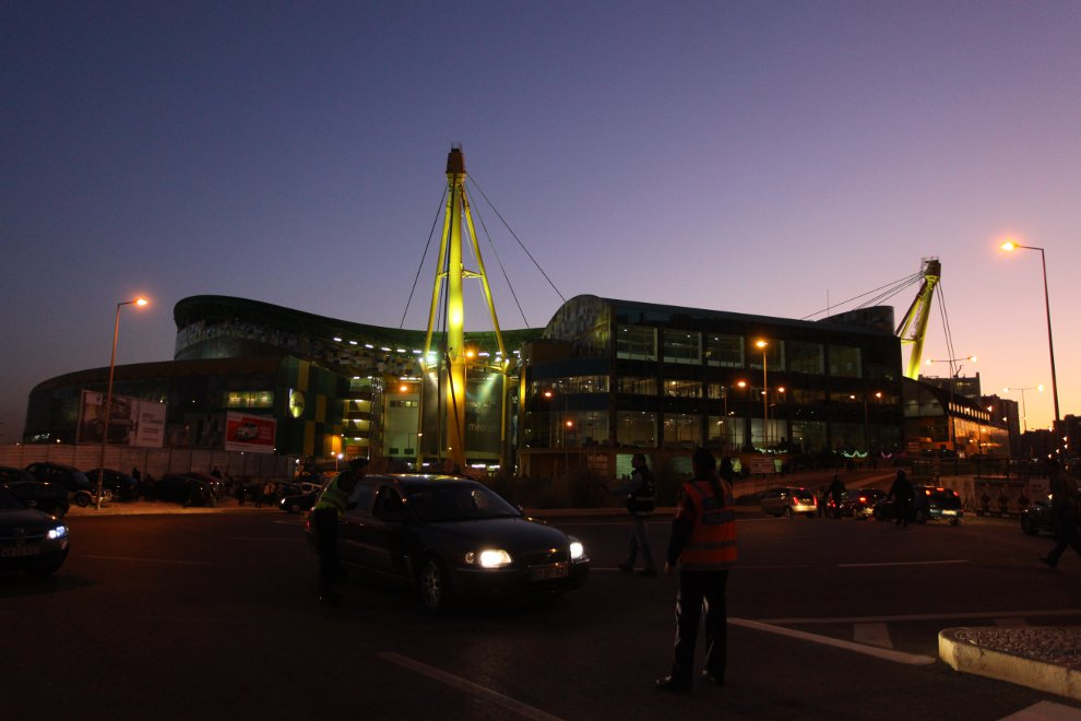 Sporting Lizbona 1-0 Legia Warszawa - fot. Piotr Galas (zdjęcie 8 z 64)