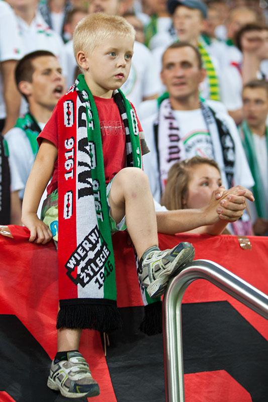 Legia Warszawa 5-1 Metalurgs Lipawa - fot. Piotr Galas (zdjęcie 1 z 48)