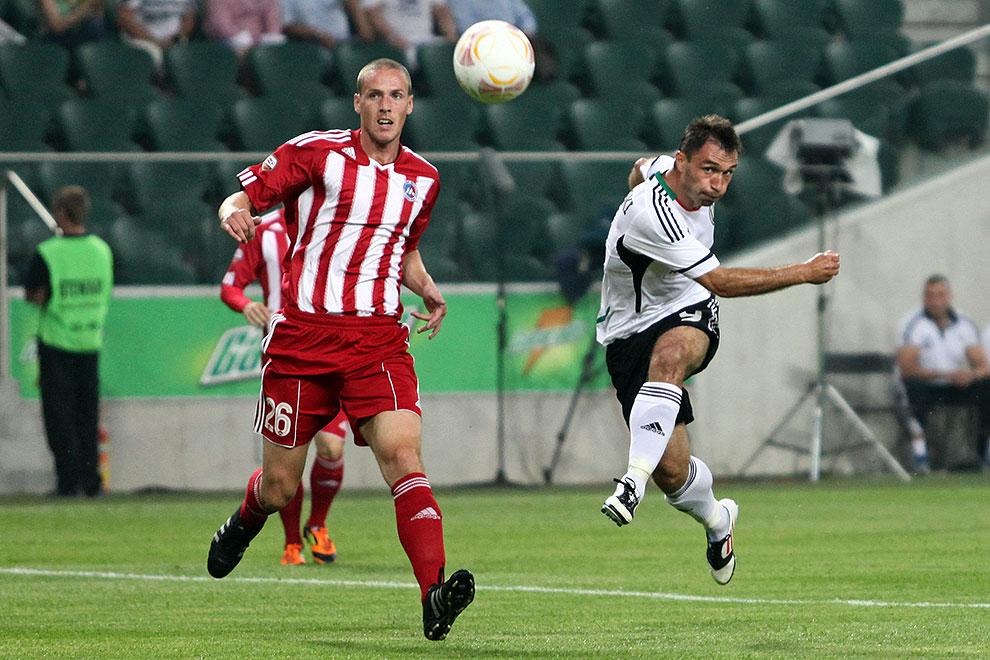 Legia Warszawa 5-1 Metalurgs Lipawa - fot. Piotr Galas (zdjęcie 12 z 48)