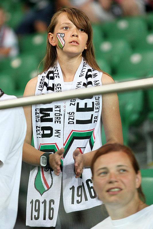 Legia Warszawa 5-1 Metalurgs Lipawa - fot. Piotr Galas (zdjęcie 14 z 48)