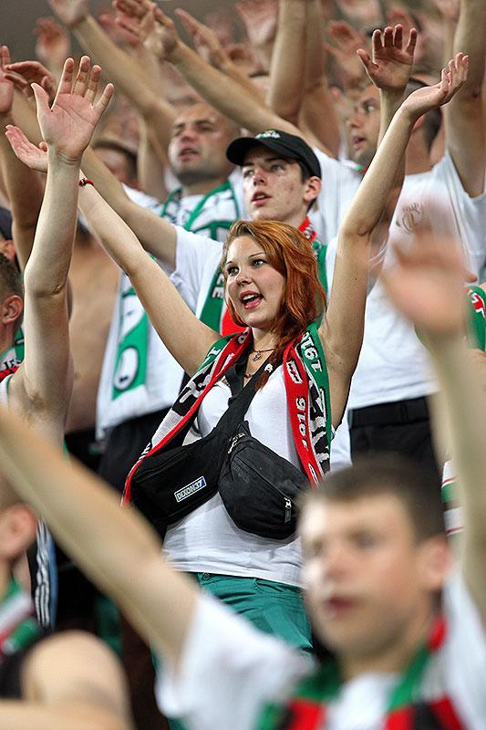 Legia Warszawa 5-1 Metalurgs Lipawa - fot. Piotr Galas (zdjęcie 23 z 48)