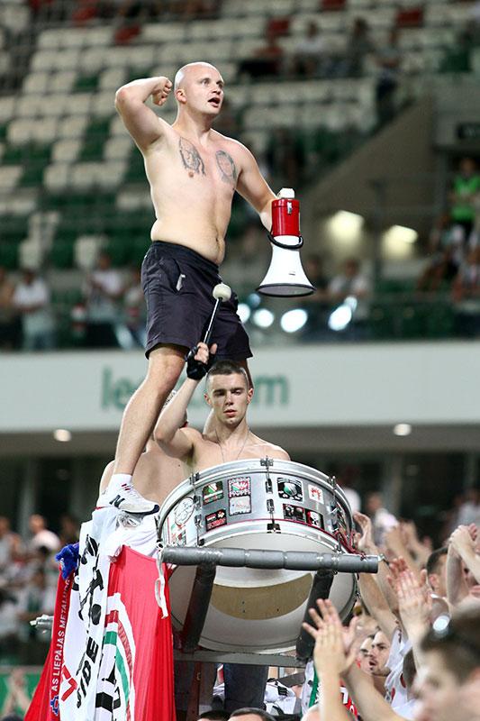 Legia Warszawa 5-1 Metalurgs Lipawa - fot. Piotr Galas (zdjęcie 25 z 48)