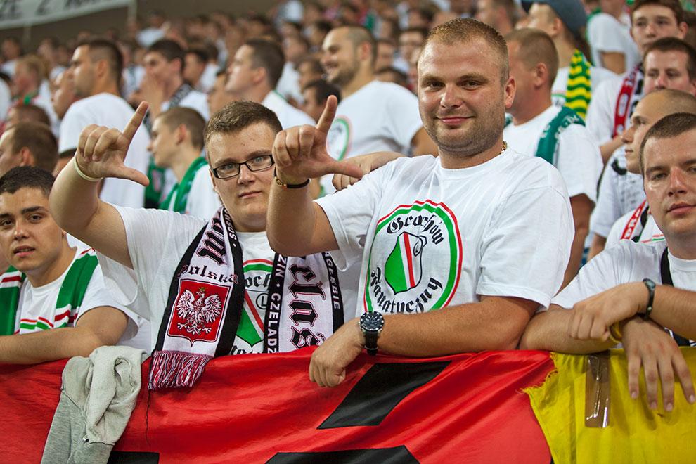 Legia Warszawa 5-1 Metalurgs Lipawa - fot. Piotr Galas (zdjęcie 3 z 48)