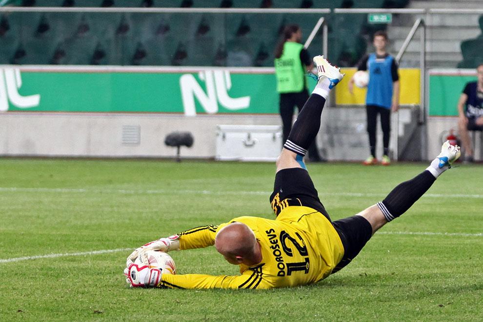 Legia Warszawa 5-1 Metalurgs Lipawa - fot. Piotr Galas (zdjęcie 30 z 48)