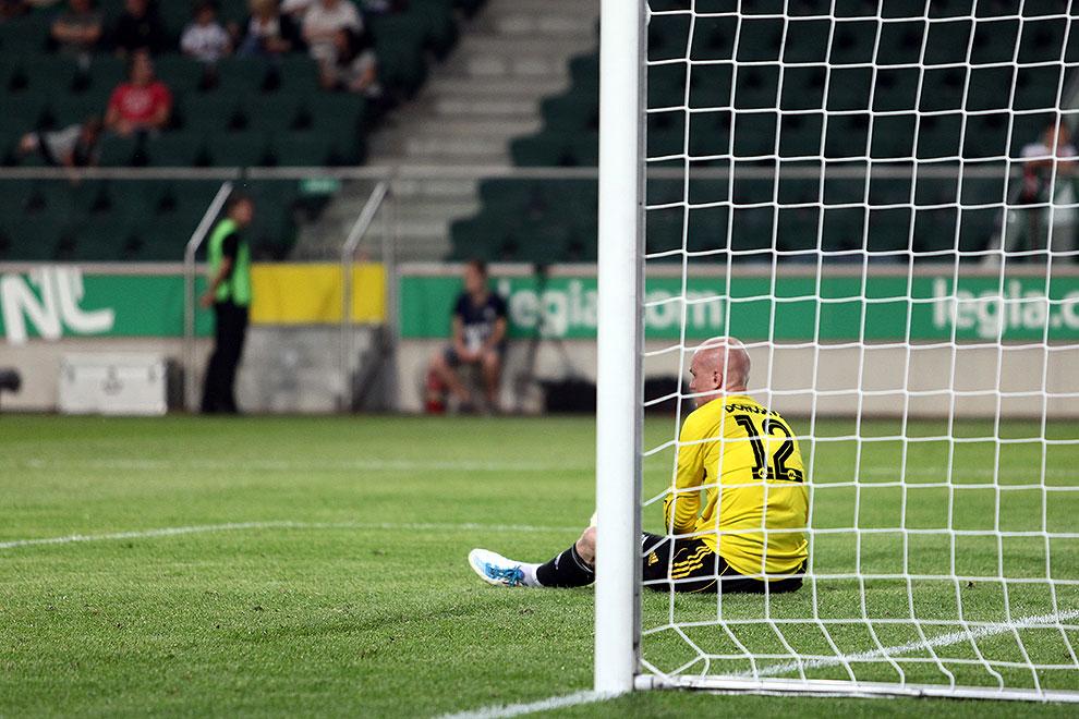 Legia Warszawa 5-1 Metalurgs Lipawa - fot. Piotr Galas (zdjęcie 37 z 48)