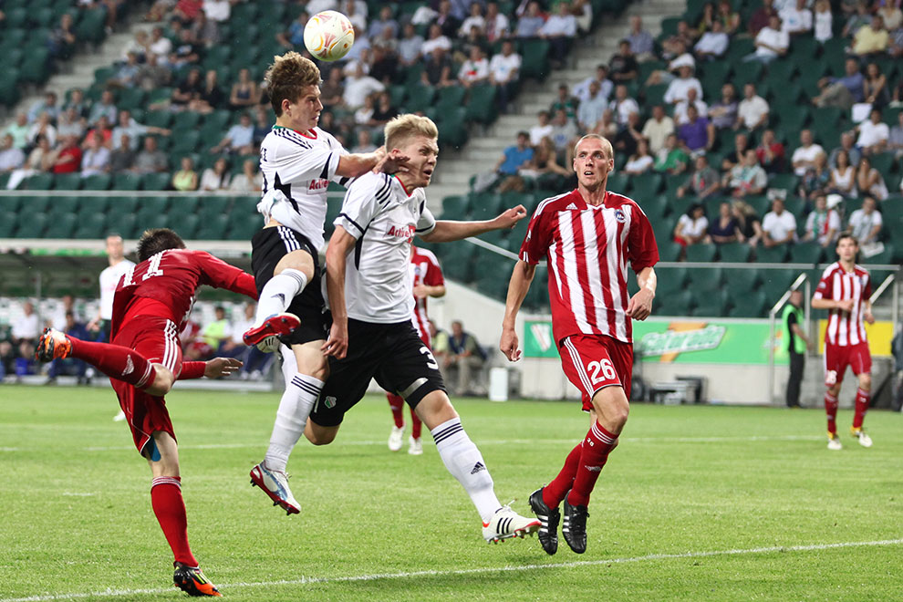 Legia Warszawa 5-1 Metalurgs Lipawa - fot. Piotr Galas (zdjęcie 40 z 48)