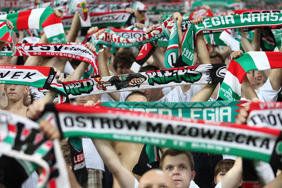 Legia Warszawa 5-1 Metalurgs Lipawa - fot. Piotr Galas (zdjęcie 42 z 48)