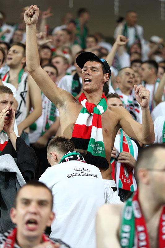 Legia Warszawa 5-1 Metalurgs Lipawa - fot. Piotr Galas (zdjęcie 45 z 48)