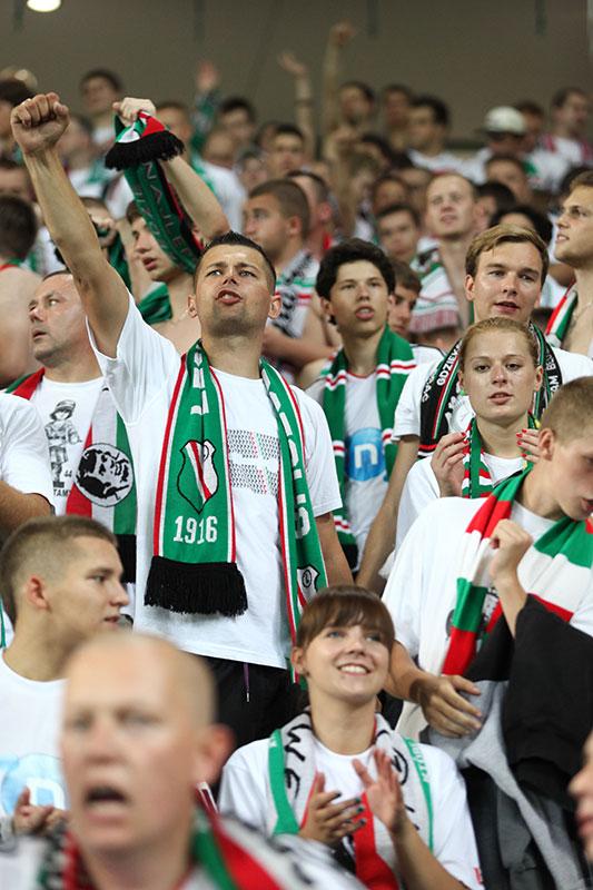 Legia Warszawa 5-1 Metalurgs Lipawa - fot. Piotr Galas (zdjęcie 46 z 48)