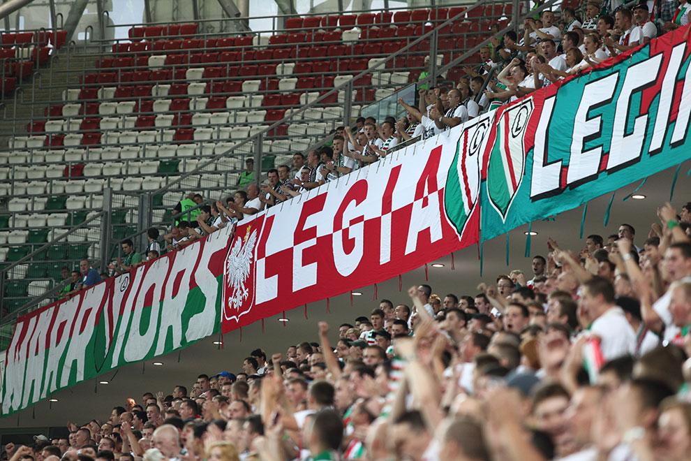 Legia Warszawa 5-1 Metalurgs Lipawa - fot. Piotr Galas (zdjęcie 5 z 48)