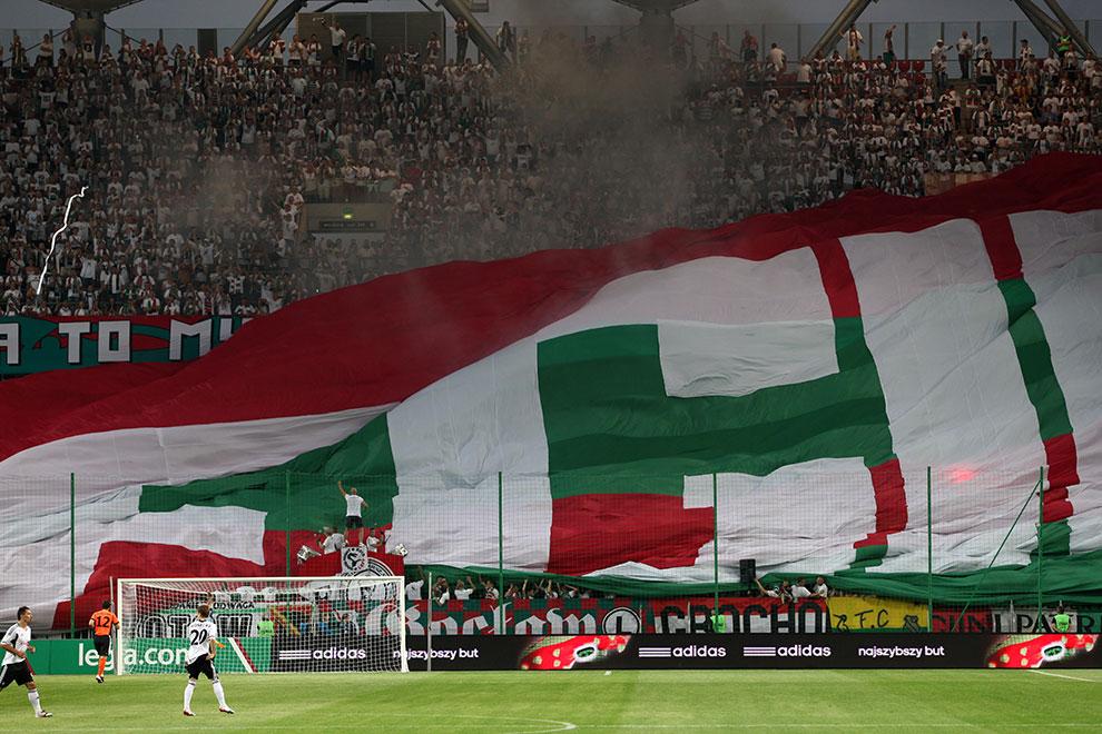 Legia Warszawa 5-1 Metalurgs Lipawa - fot. Piotr Galas (zdjęcie 7 z 48)
