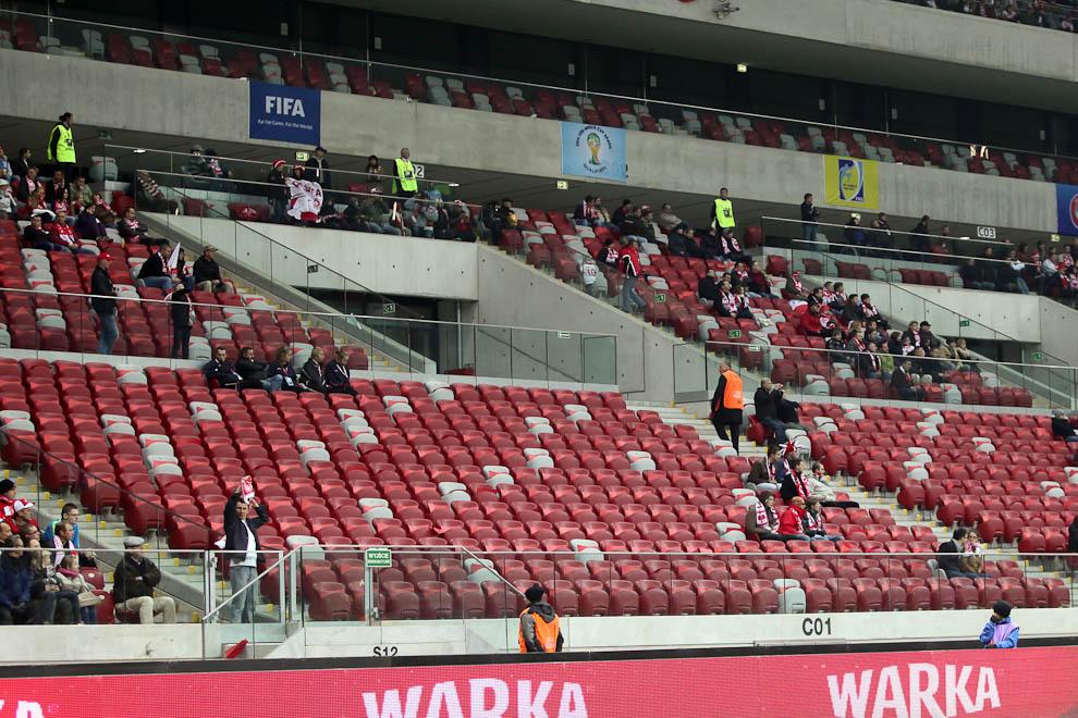 Polska 1-0 Republika Południowej Afryki - fot. Piotr Galas (zdjęcie 10 z 52)