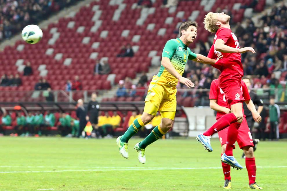 Polska 1-0 Republika Południowej Afryki - fot. Piotr Galas (zdjęcie 11 z 52)
