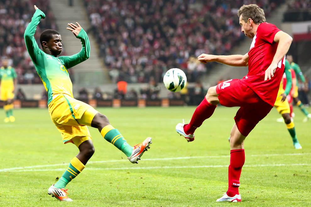 Polska 1-0 Republika Południowej Afryki - fot. Piotr Galas (zdjęcie 12 z 52)